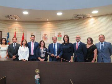 Equipo de Gobierno de José María Pérez en Pilar de la Horadada