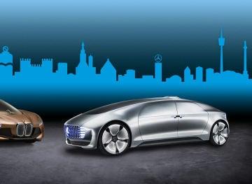Mercedes BMW