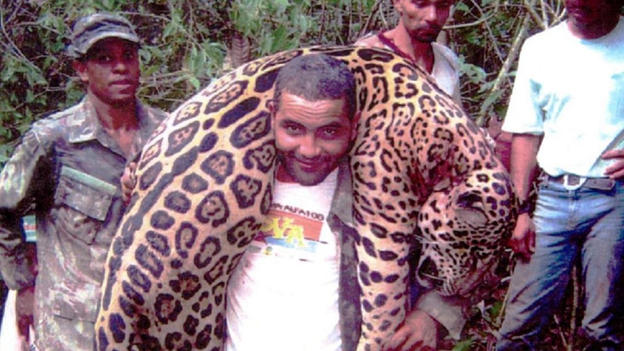 Temístocles Barbosa Freire, el cazador que abatió a más de 1.000 jaguares