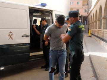 Los cuatro turistas alemanes detenidos por la presunta violación de una joven alemana