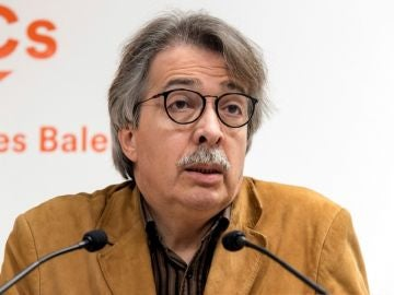 Xavier Pericay, uno de los fundadores de Ciudadanos