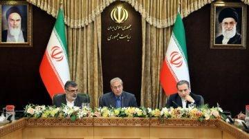Rueda de prensa conjunta con el viceministro de Exteriores y negociador nuclear iraní, Abas Araqchí
