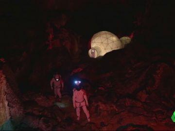 Experimentar la vida en Marte ya es una realidad, y solo hay que viajar a Cantabria