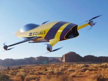 Airspeeder 2020
