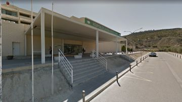 Hospital La Vega Lorenzo Guirao de Cieza, Murcia