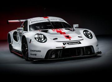 Porsche 911 RSR GTE 2019