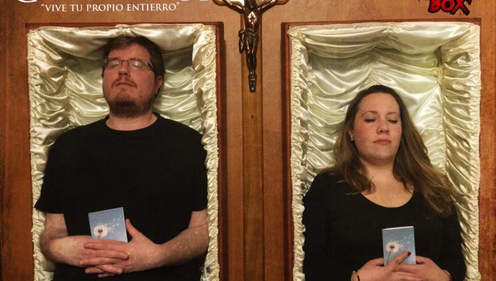 Josep Brull y Eulàlia Pujades de Die Helden