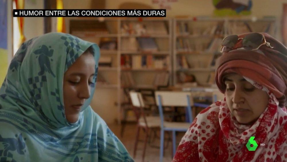 'Hamada', el documental que encuentra el humor entre la cruda realidad de un campo de refugiados saharauis