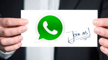 Invitación a WhatsApp