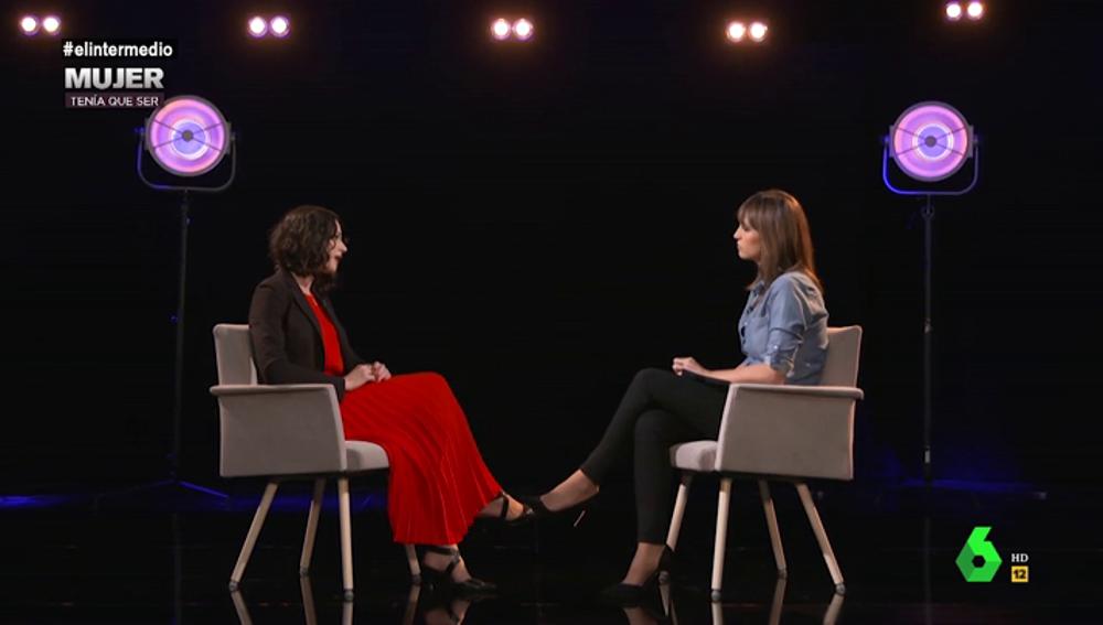 La entrevista de Sandra Sabatés en Mujer tenía que ser a Floria Poyatos