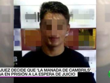 Prisión sin fianza para tres jóvenes acusados de una violación grupal en Cambrils