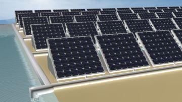 Un nuevo dispositivo produce energia y agua limpia a la vez