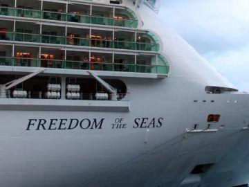 Imagen del crucero Freedom of the seas