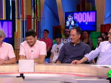 'Los Lobos' confiesan sus claves para ganar en 'Boom' el mayor premio de la historia de la televisión