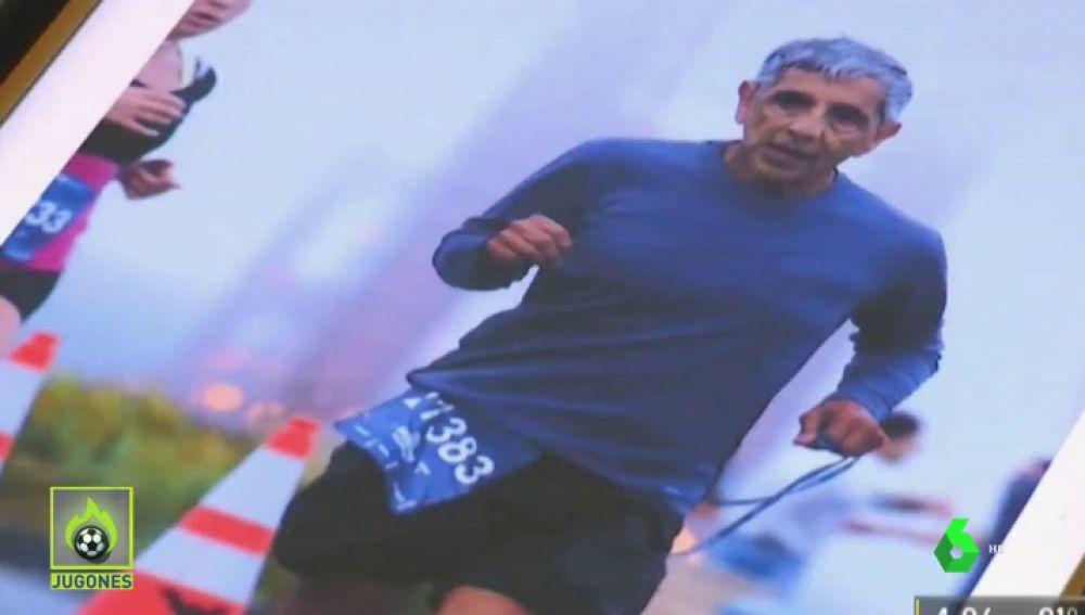 La familia de Frank Meza apunta al acoso como posible causa del suicidio del maratoniano
