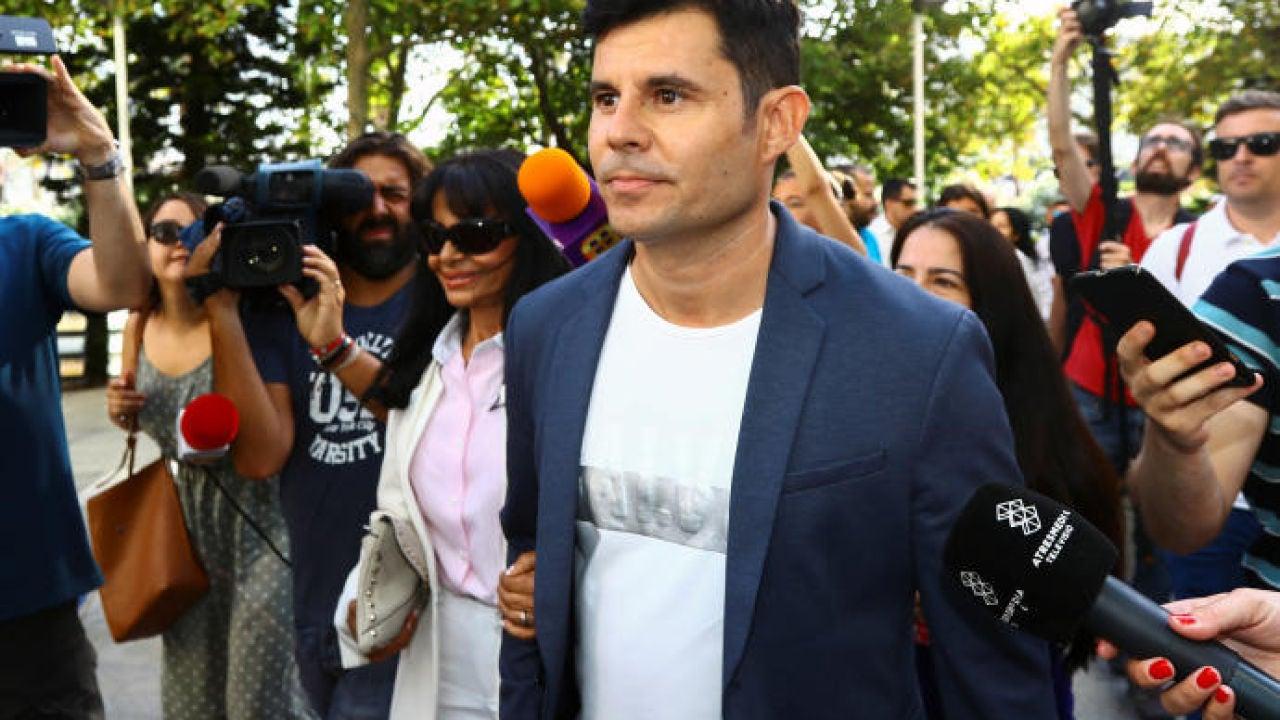 Javier Santos, presunto hijo de Julio Iglesias