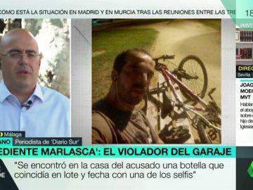 Así actuaba el violador del garaje: con una violencia extrema, se hacía selfies tras cometer las agresiones