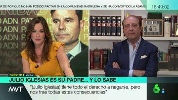 Estas son las causas por las que Javier Santos podría no recibir la herencia de Julio Iglesias a pesar de reconocerse su paternidad