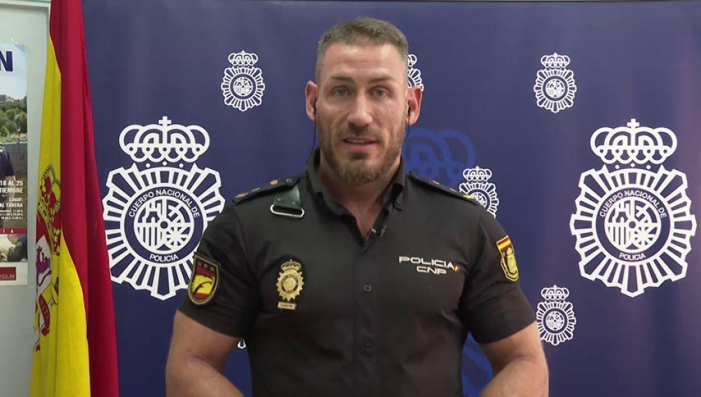 Rubén Castillo, el policía español que salvó a un agente en Nueva York