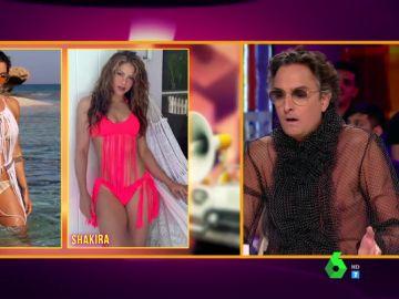 """La contundente respuesta de Josie a los que acusan a Pilar Rubio de plagiar a Shakira: """"¡Ábrete los chacras!"""""""
