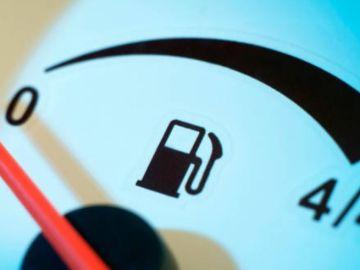 Marcador de la reserva de combustible