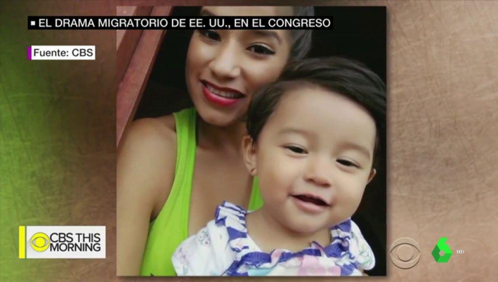 """La madre de María, una niña que murió en una """"perrera para migrantes"""" de EEUU: """"Me arrancaron el alma"""""""