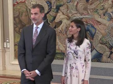 ¿Hubo mal gesto del rey Felipe VI con la reina Letizia en Zarzuela?