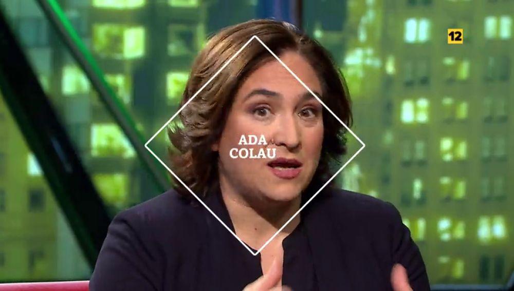 Ada Colau y el debate sobre la investidura, el sábado en laSexta Noche