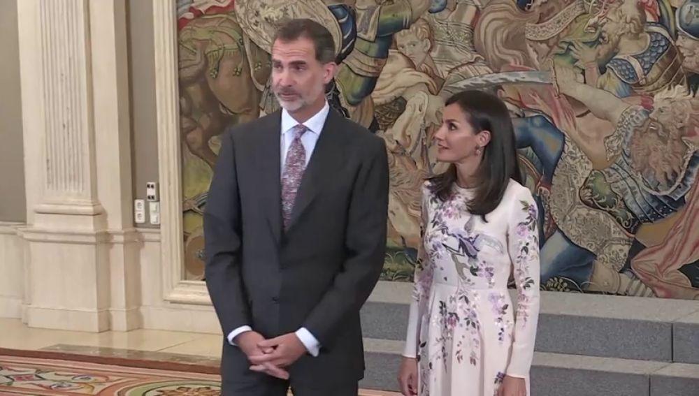 ¿Hubo un mal gesto entre el rey Felipe VI y la reina Letizia en Zarzuela?
