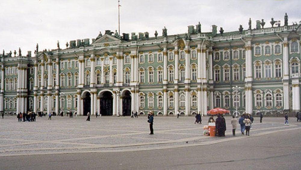 Museo Hermitage en Rusia
