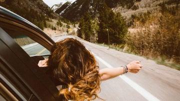 Viajar en el coche