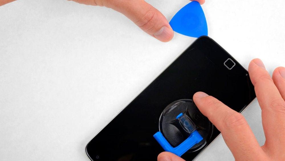 Reparación móvil
