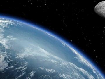 La composición de la Tierra y la Luna es distinta