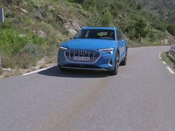 Audi e Tron 100% eléctrico