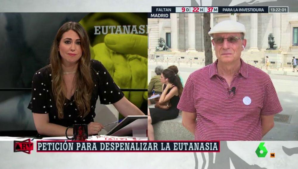 Inés García y Ángel Hernández
