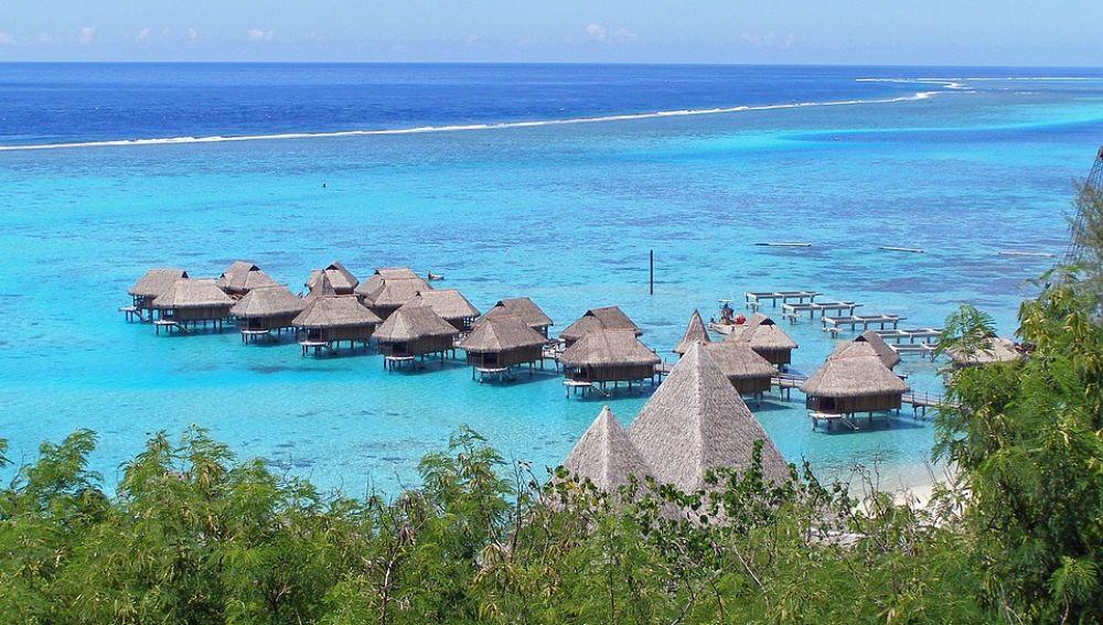 Moorea Una De Las Islas Mas Bellas Y Espectaculares Del