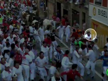 San Fermín 2019: Josh Norman y su pasión por Pamplona dan la vuelta al mundo