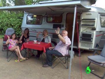 Cada vez más españoles pasan sus vacaciones en caravana