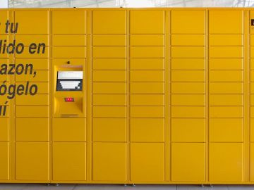 Amazon Locker en España