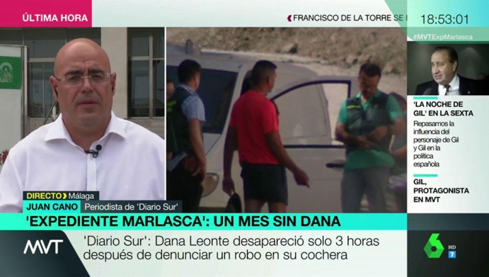 """Juan Cano: """"La Guarida Civil encuentra enemigos en todos los entornos de Dana"""""""