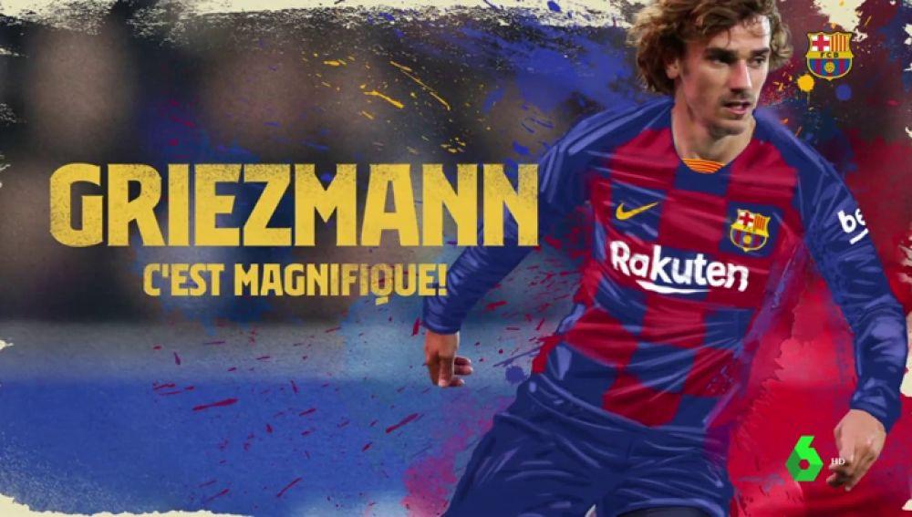Griezmann y el Barcelona, una relación que comenzó con la marcha de Neymar al PSG