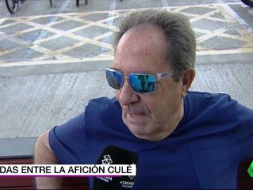 """División en la afición del Barcelona tras el fichaje de Griezmann: """"Si no vino el año pasado este no hacía falta"""""""
