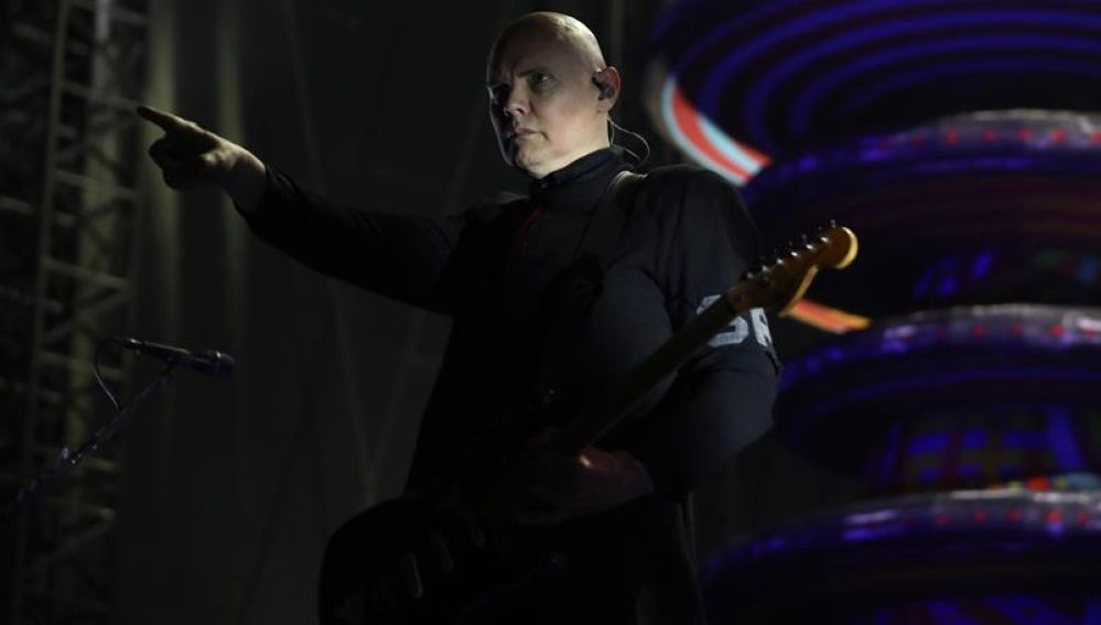 Smashing Pumpkins en el Mad Cool