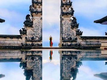 Las Puertas del cielo de Lempuyangm