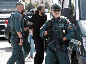 La Guardia Civil detiene en Pamplona a un exconvicto yihadista de 48 años