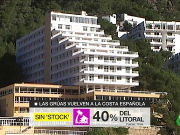 El precio de la vivienda se dispara en 46 municipios del litoral