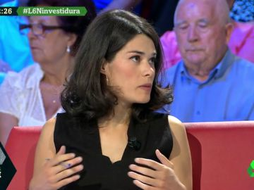 La diputada de Unidas Podemos, Isa Serra