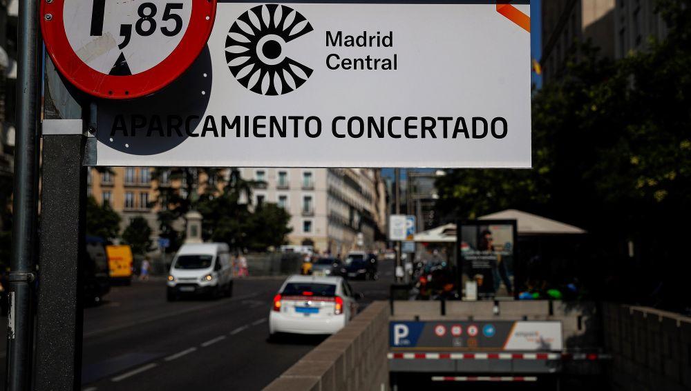 Madrid Central alegaciones