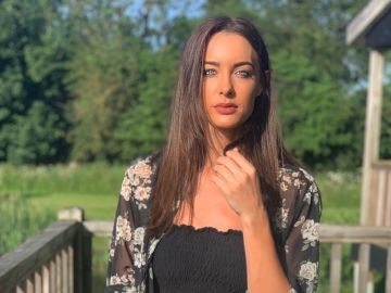 La youtuber Emily Hartridge