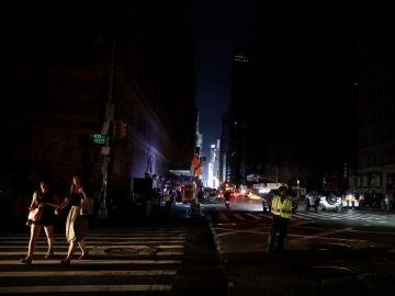 Apagón en Manhattan